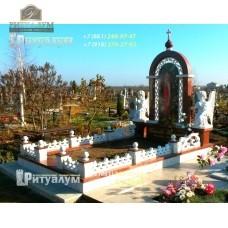 Мемориальный комплекс 011 — ritualum.ru
