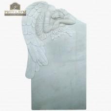 Скульптура ангела из мрамора №107 — ritualum.ru