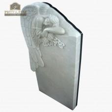 Скульптура ангела из мрамора №112 — ritualum.ru