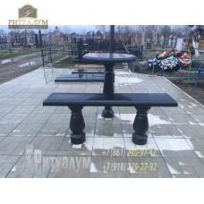 Стол и лавочка №08 — ritualum.ru
